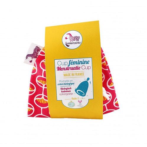 Coupe menstruelle LAMAZUNA taille 1