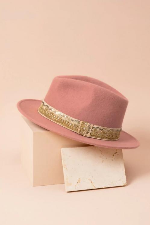 chapeau jim poudré MARADJI