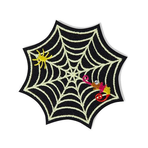 écusson toile d'araignée MACON & LESQUOY