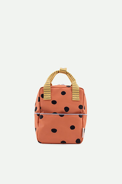 sac à dos orange STICKY LEMON