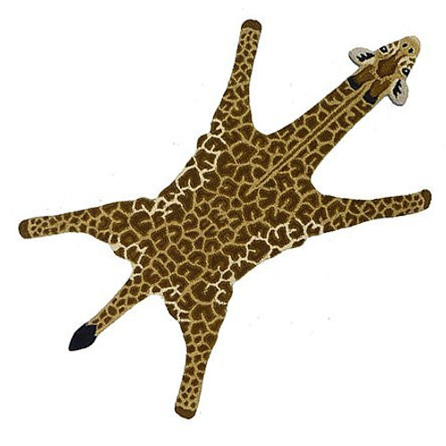 tapis girafe DOING GOODS