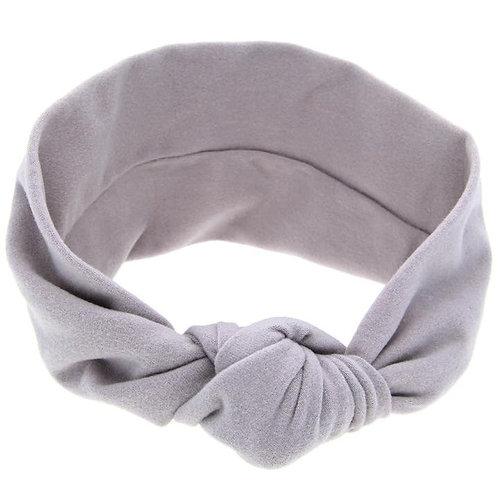 headband gris LITTLE INDIANS