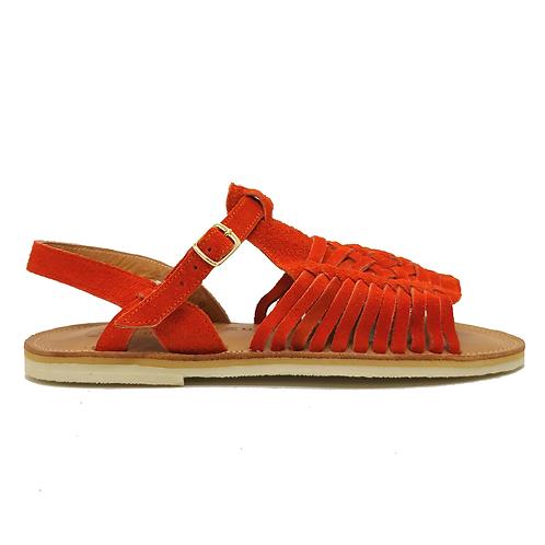 chaussures palo alto coquelicot MAPACHE