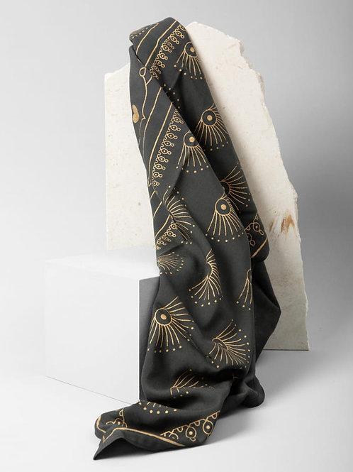 foulard anna vert MARADJI