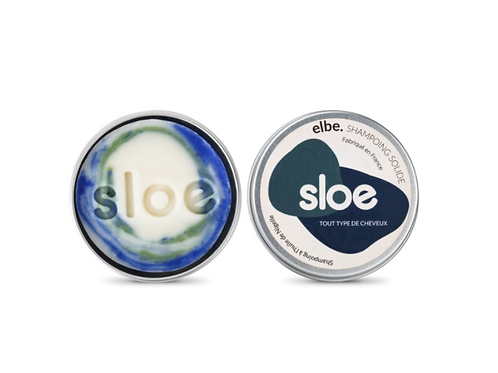 shampoing solide elbe SLOE