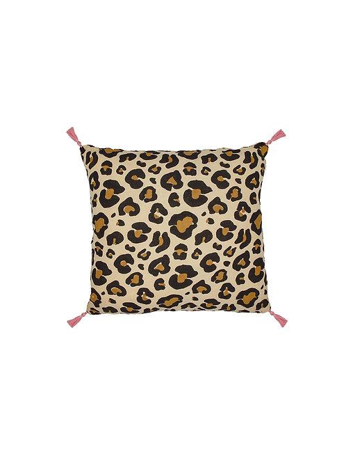 coussin léopard DOING GOODS