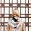 Thumbnail: foulard duel SOIE MEME