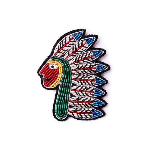 broche native american MACON & LESQUOY