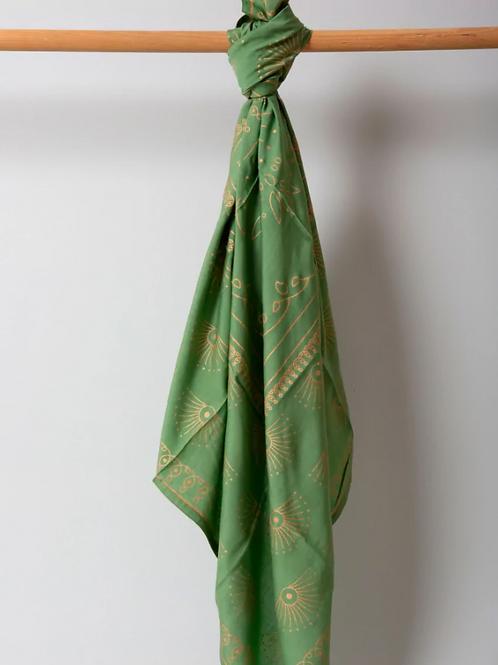 foulard anna aqua MARADJI