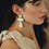 Thumbnail: boucles d'oreille anapearl WOLF & MOON
