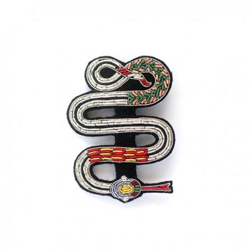 broche serpent MACON & LESQUOY