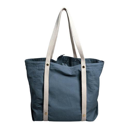 sac coton bio bleu FABELAB