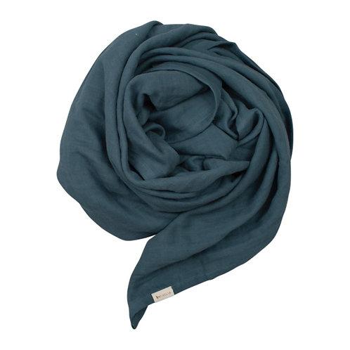 lange/foulard coton bio FABELAB