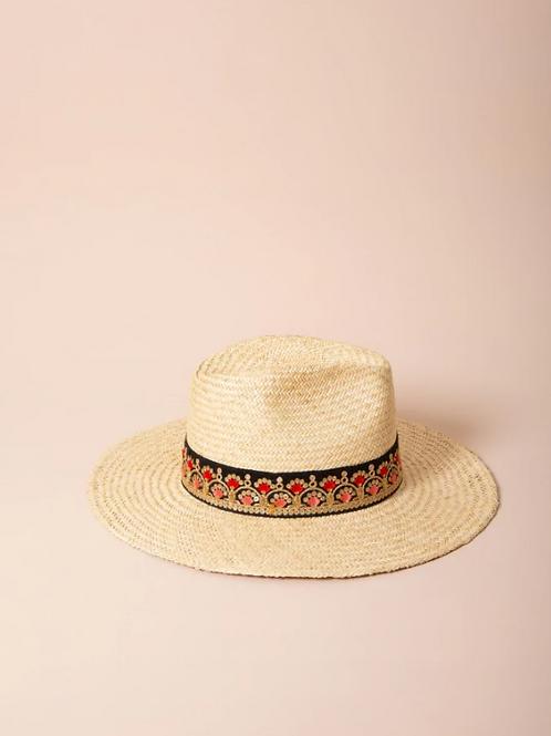 chapeau rosalie pomelo MARADJI