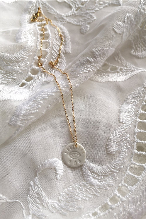 collier oeil EMMY MOA