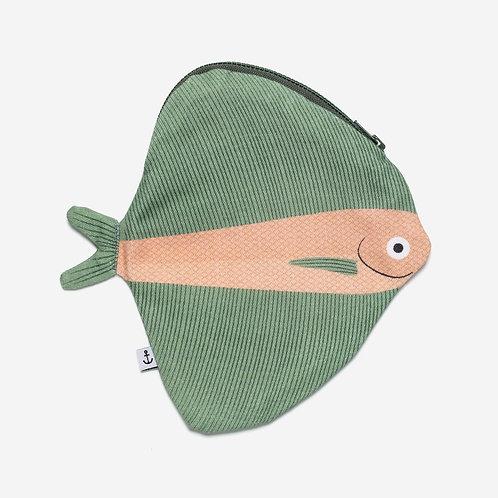 pochette green fanfish DONFISHER