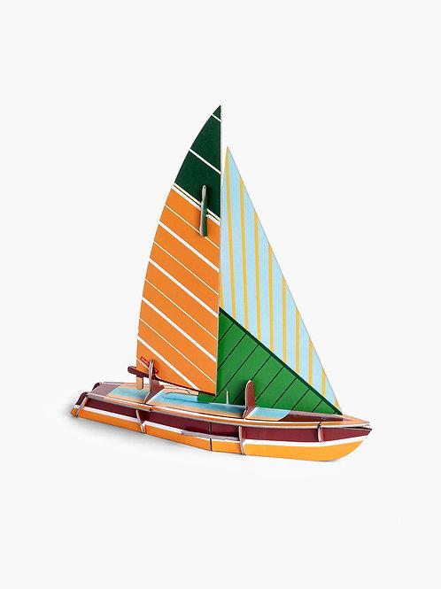 bateau à monter STUDIO ROOF