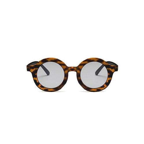lunettes de soleil léopard LITTLE INDIANS