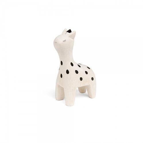 figurine bois girafe TLAB
