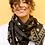 Thumbnail: foulard noir gloria MARADJI