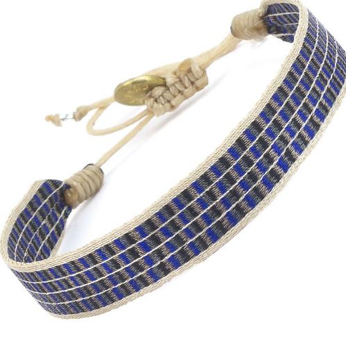 bracelet argentina maxi bleu GUANABANA