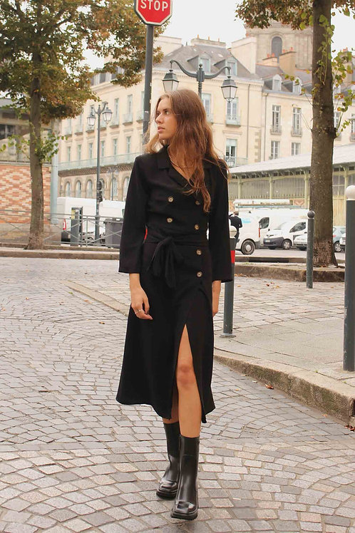 robe portefeuille wildshire NOT YOUR GIRL