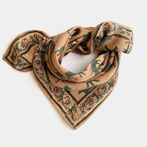 foulard bengale cappuccino APACHES