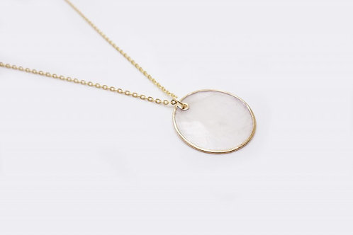collier nacre GISEL B