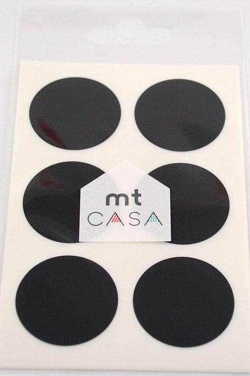 stickers noirs MT