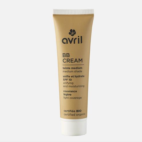 BB cream teinte médium AVRIL
