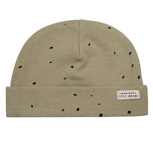 bonnet coton bio LITTLE INDIANS
