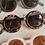 Thumbnail: lunettes de soleil léopard LITTLE INDIANS