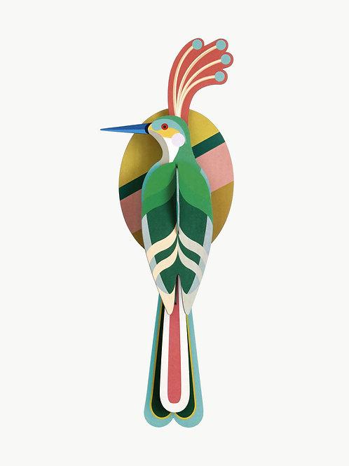décoration murale oiseau de paradis bias STUDIO ROOF