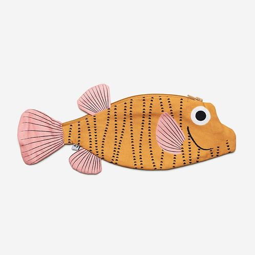pochette boxfish DONFISHER