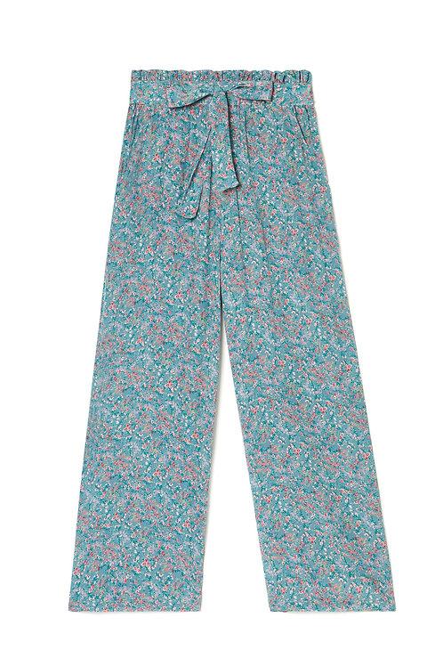 Pantalon Lenita Storm Spring Flowers LOUISE MISHA