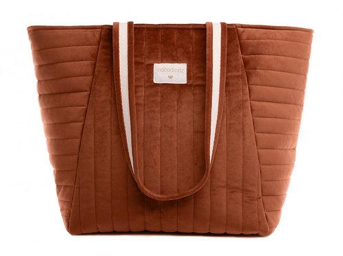 sac de maternité wild brown NOBODINOZ