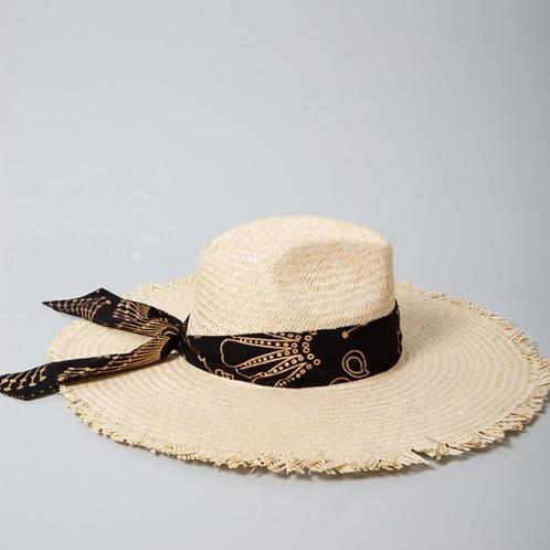 chapeau balthazar noir MARADJI