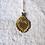Thumbnail: collier grigri coeur sacrée BONCOEURS