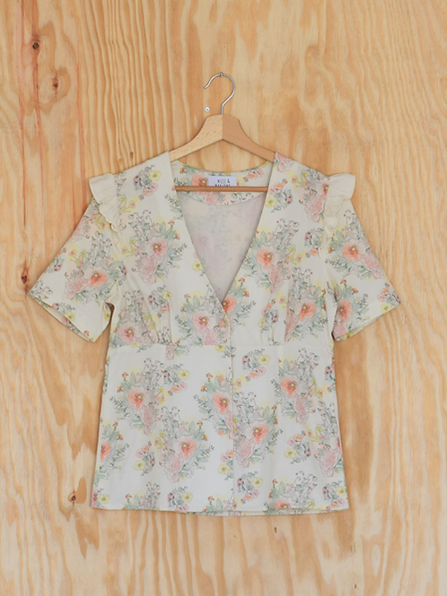 blouse Chloé MUSE & MARLOWE
