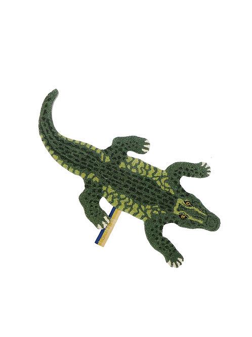 tapis crocodile DOING GOODS