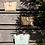 Thumbnail: pochette mini molly doré raphia MARADJI