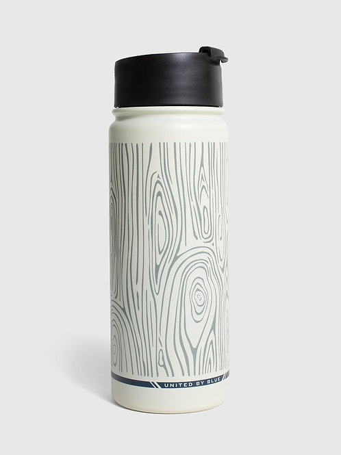 thermos wood UNITED BY BLUE
