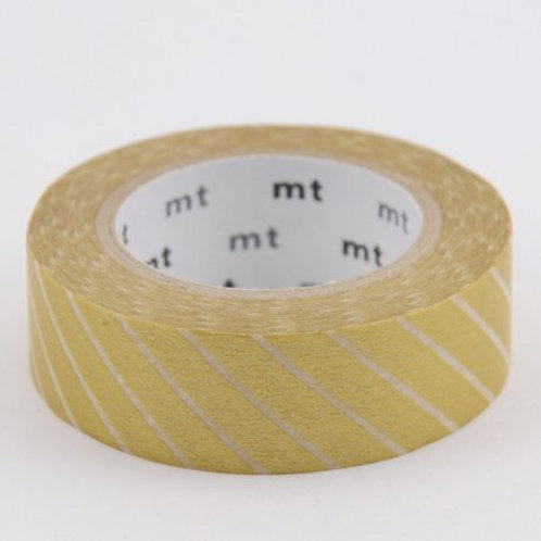 masking tape rayé or MT