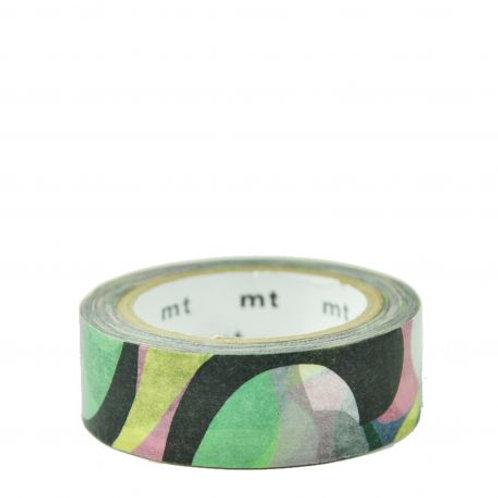 masking tape l'aquarius PAPIER TIGRE X MT