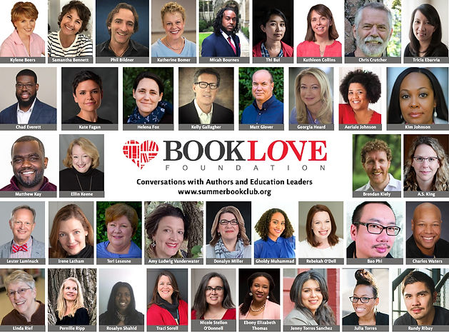 2020 summer book club speakers