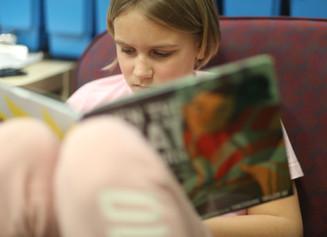 Elementary_girl_reading