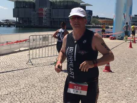 How a transition to Strength & Conditioning can give you that extra edge in Triathlons...
