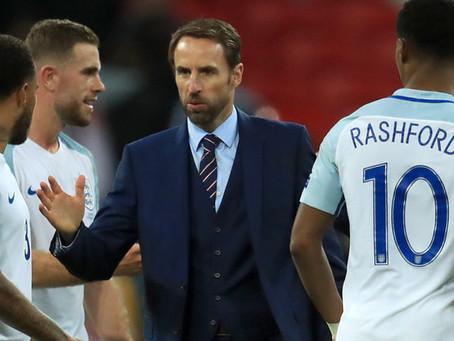 Be Like the England Football Squad