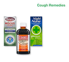 Picture of cold and flu remedies