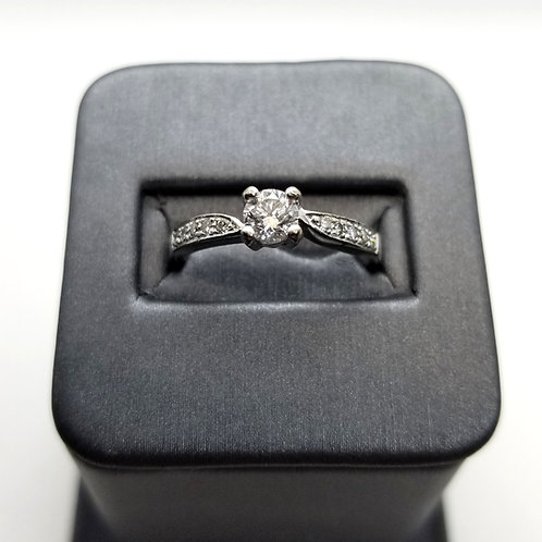Perfect Harmony Engagement Ring (0.52 tcw)